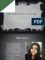 edu 280 my personal culture project