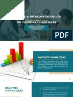4 Análisis e interpretación de las razones financieras