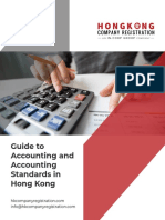 Guide to Accounting and Accounting Standards in Hong Kong