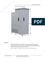Appearance of the F01S300 cabinet