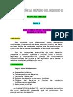 CONTENIDO_DEL_CURSO Examen Parcial 2 Derecho II