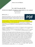 1_ESTATE OP K. H. HBMADY,  VS. LUZON SURETY CO., INC.