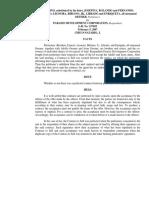Rizalino vs Paraiso Development Corporation_ G.R. No. 157493