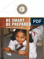 NDMA India's Pocketbook of Do's and Don'ts for Various Disasters