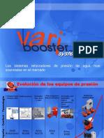 Presentacion Varibooster Nacional