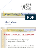 Wound Healing Woundcare
