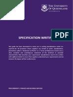procurement-specification-guide