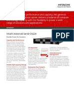 advanced-server-ds220-datasheet