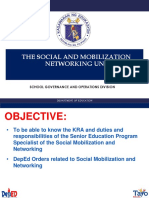 Social Mobilization Networking