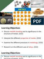 4 Metals
