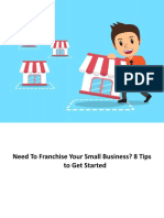 Need to Franchise Your Small Business