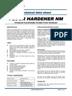 Bostik Floor Hardener 2-19-15
