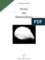 Costanzo Preve - Storia Del Materialismo  ( PDF 2007)