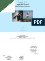 Costanzo Preve - L'Eguale Libertà - Saggio Sulla Natura Umana ( PDF 1994)