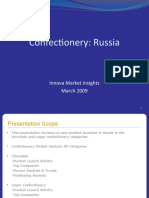 471 Review Confectionery in Russia