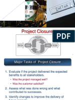 14 Project Closure (Pgp) (20191023)