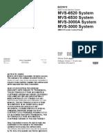 Startup Giude MVS-3000.doc