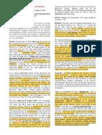 IP Cases Digest