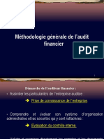 3 - Méthodologie d'Audit