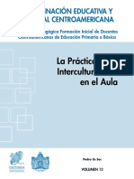 Libro La Práctica de la interculturalidad en el aula