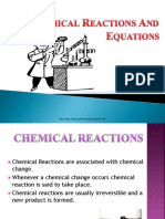 ZZZ(E)-Chemical Equations and Reactions