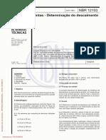 ABNT NBR 12103_1991 - Tintas - Determinação Do Descaimento