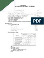 Reinforced Concrete Design Analysis