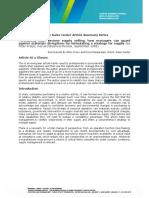 Kraljic Matrix of Procurement 20022015 PDF