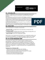 Programa de Especialización para Modeladores BIM