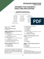 ACI Education Bulletin E2-00