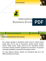 internationalbusinessenvironment-090925224331-phpapp01
