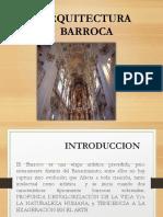 ARQUITECTURA BARROCA exp