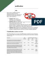 IMO DP Classification