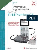 Algorithmique et programmation avec la TI-83 - David D Busch.pdf