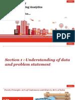 Analytics Workbook