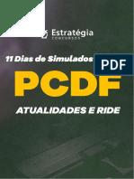 Caderno de Questões - 28-10 - Atualidades e Ride - Pcdf