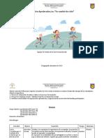 Planificación Taller Con Apoderados Yo Cambie de Ciclo (Trancisión)