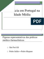 Evolução da farmácia em Portugal