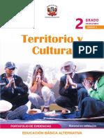 Territorio Cultura Unidad 3 Portafolio 2 Avanzado