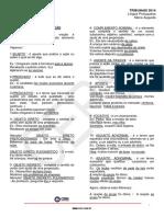 Aulas 03 e 04 - Análise Sintática