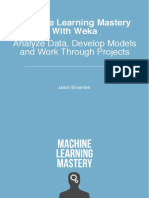 Machine Learning Mastery With Weka