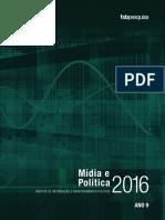 FSB Midia e Politica 2016