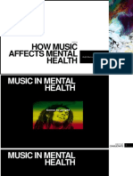 documentshow music affects mental health