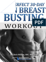 Man Breast Busting Workout