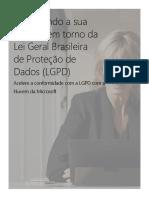 LGPD (Microsoft)
