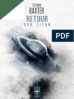 Stephen Baxter - Retour Sur Titan