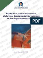 Guide de La Justice Des Mineurs FRC