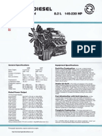 detroit-diesel-8.2-liter-spec-sheet-collection