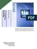 Manual Del Usuario Arquetipo Finanzas