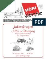 Höriwoche KW50
